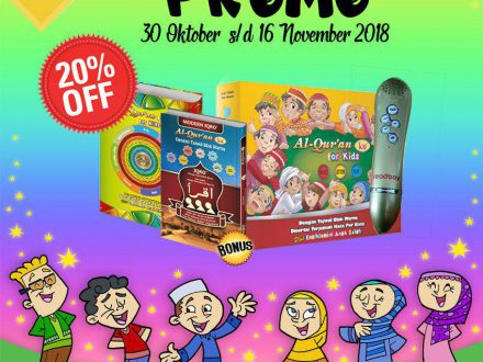 Promo Al Quranku for Kids